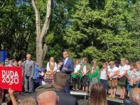 Morawiecki odwołuje koronawirusa i namawia seniorów aby poszli na wybory
