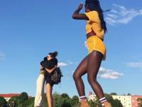 Taniec na wrotkach