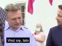 """""""No odmień być"""" autorstwa Trzaskowskiego i Luke'a Marcinkiewicza"""