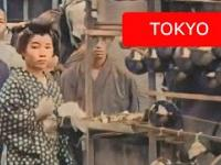Tokyo, Japonia 1913-1915 [60 FPS oraz w HD]