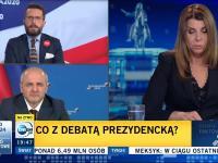 Fogiel (PiS) apeluje do TVN o wzniesienie się ponad podziały i zostaje wyjaśniony