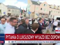 Skandaliczne zachowanie dziennikarza TVPiS