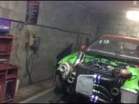 Turbosprężarka wciąga szmatę