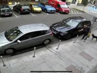 Niszczył auta w Szczecinie. Sprawca poszukiwany