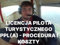 Ile kosztuje uzyskanie licencji pilota turystycznego PPL(A)? - Lotnictwo w pigułce