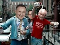 PIS po WYGRANYCH WYBORACH śmieje się z Polaków