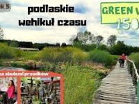 Wyprawa rowerowa Green Velo 1500 - Góra Grabarka śladami przodków