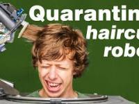 Fryzjerator, czyli robot do obcinania włosów