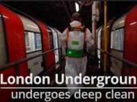 Banksy namalował szczury w londyńskim metrze