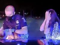 Policjant z Michigan ratuje życie małego dziecka