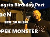 Popek Monster & Seb Skalski, KaeN - Gangsta Birthday Party - Napoleon na robocie