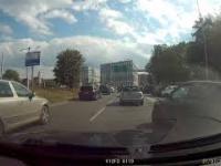Wrocław: Kolizja i Ucieczka z miejsca zdarzenia
