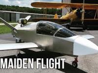 Pasjonaci zbudowali samolot odrzutowy
