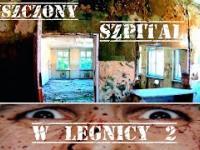 Opuszczony szpital w Legnicy 2