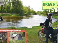 Green Velo 1500 - trójstyk na Bugu i problemy techniczne