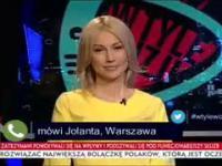 Magdalena Ogórek ładnie zaorana