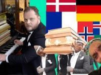 Vinheteiro wykonuje muzyczne memy narodowe