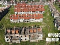 Opuszczone osiedle Żubr