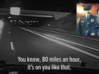 Jak w USA policja zatrzymuje jadących pod prąd?