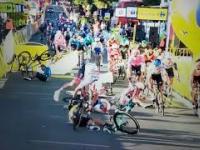 Wypadek Tour de Pologne 2020