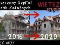 Opuszczony Szpital Chorób Zakaźnych | Urbex | Wietrzyk Studio