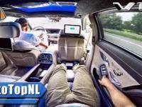 Jak wygląda jazda Mercedesem-Maybachem S600 V12 z perspektywy pasażera?