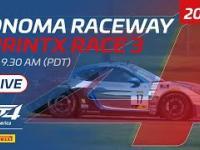 RACE 3 - GT4 SPRINTX - SONOMA 2020 (LIME ROCK MAKEUP)