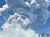 W Indonezji wybuchł wulkan
