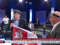 Adam Słomka nie wytrzymał w TVP info