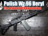 """Polska broń """"Beryl"""" oczami amerykańskiego żołnierza"""
