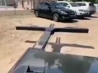Źle zaparkowane auto?