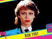 Tego się słuchało: Rok 1981