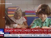 """Propagandowy Spot TVP """"powrót do szkoły"""". ZŁOTY GOEBBELS!"""