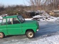 Najdziwniejszy samochód z Rosji