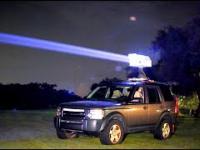 Koleś robi działo laserowe o mocy 200 W!