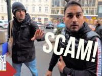 Tak oto turyści oszukiwani są niemal w całej Europie!