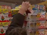 Plaga kradzieży w sklepach - film dokumentalny