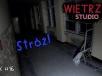 Nocna Eksploracja Opuszczonego Szpitala | Urbex 16 | Wietrzyk Studio