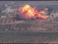 Zniszczenie Tureckiego Leoparda 2A4