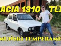 Dacia 1310 TLX - francuska idea, rumuński temperament