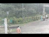 Uwaga na pociąg