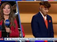 Przedstawienie cyrkowe Kingi Kwiecień w TVP