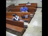 A po modlitwie w kościele czas na....