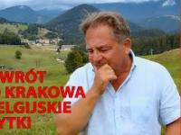 """ROBERT MAKŁOWICZ - odcinek 14 - """"Powrót do Krakowa i belgijskie frytki"""""""