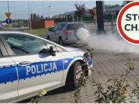 Instant karma czyli łamiemy przepisy i szybkie spotkanie z Policją