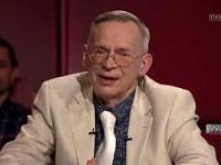 Profesor Gut chyba zapomniał, że jest w telewizji i się wygadał, powiedział prawdę o wirusie