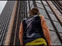 Wspinaczka BNT na Montparnasse w Paryżu (prolog)