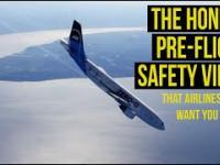 Linie lotniczne nie chcą, byś usłyszał tę instrukcję bezpieczeństwa