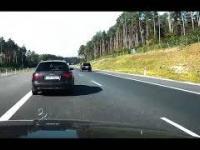Urażona duma kierowcy Audi S8