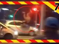 Warszafka Po Stolicy 74 - chamskie i agresywne sytuacje drogowe